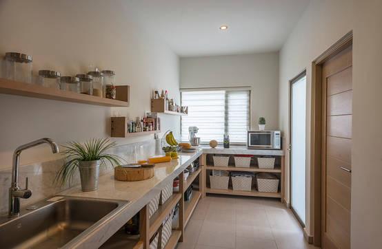 6 ideas para dise ar una cocina peque a y disfrutarla al - Disenar cocinas pequenas ...