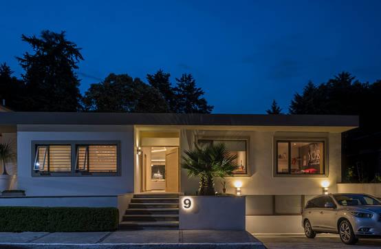 15 foto di una casa che entrer nei tuoi sogni for Tre piani di casa camera da letto ranch