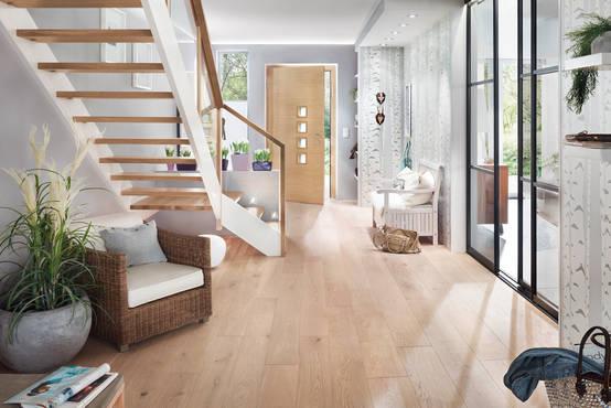 welcher bodenbelag f r meinen flur. Black Bedroom Furniture Sets. Home Design Ideas