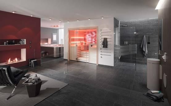 vom dampfbad bis zur infrarot kabine home sweet home. Black Bedroom Furniture Sets. Home Design Ideas