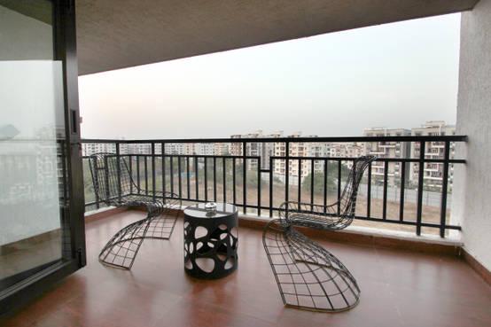 Balcony Ideas Apartment Small Grill