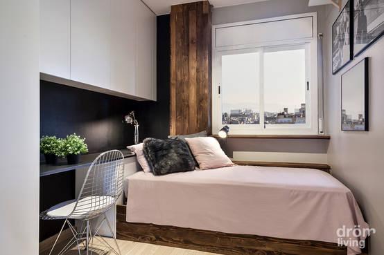 Slaapkamer Schuin Dak : Tips voor het inrichten van een kamer met schuine wanden lt