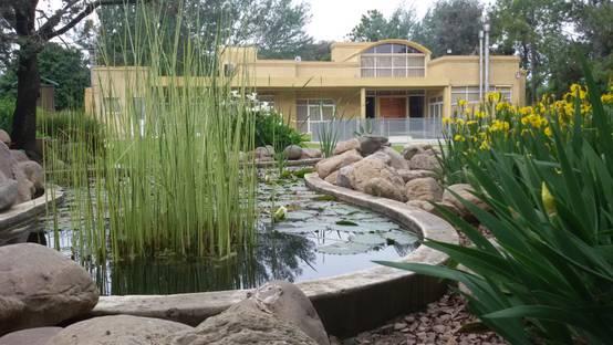 Jardines modernos para casas de este estilo