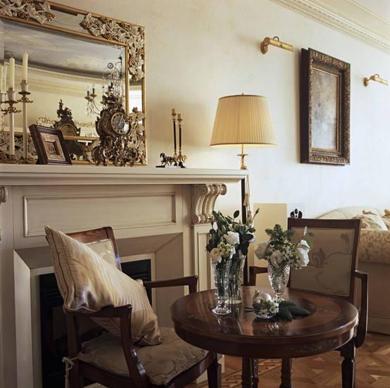 Interior Design Classico per una Casa Elegante