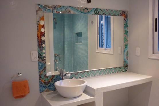 Badkamer Dekor Idees : Idees om jou badkamer meer styl te gee