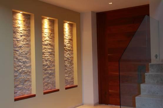 niches murales 13 super id es copier. Black Bedroom Furniture Sets. Home Design Ideas
