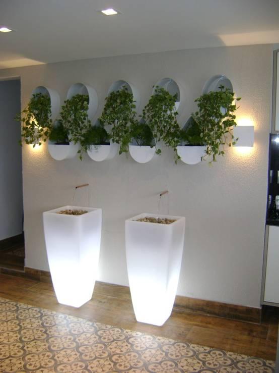 20 ideias de jardins inspiradores para casas pequenas for Decoracion de jardines interiores modernos