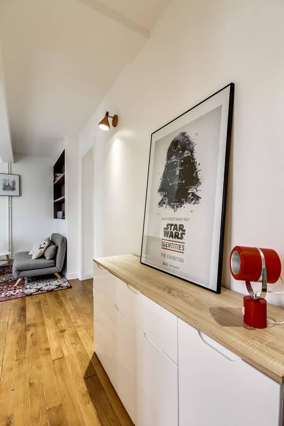 Un loft lleno de estilo en 50 metros cuadrados for Loft de 50 metros cuadrados
