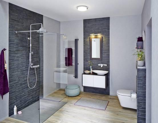 Fußboden Günstig Verschönern ~ Bad verschönern ohne komplettsanierung