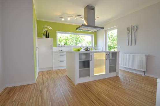 modernes wohnhaus mit coolem lichtkonzept. Black Bedroom Furniture Sets. Home Design Ideas