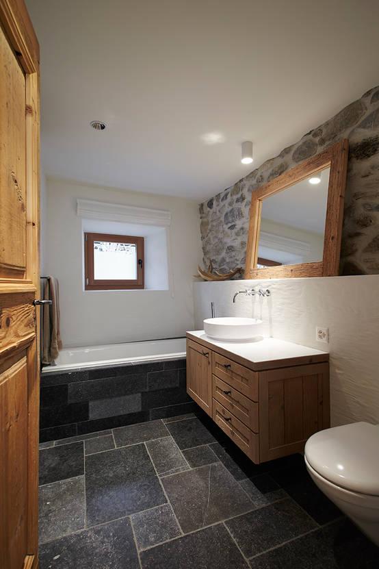 Holz im Bad – ist das möglich? - Eigenraum – about bathrooms ...