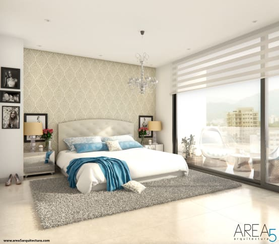 9 bedrooms that radiate positive energy