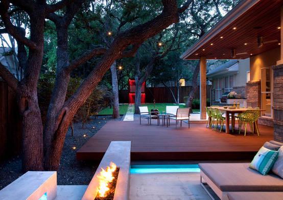 Huzurlu, şık ve konforlu teras ve bahçe fikirleri