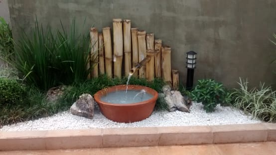 Fuentes de agua para jardines peque os muchas ideas for Fuentes para jardines pequenos