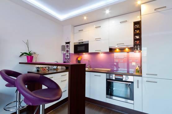 Mini barras de cocinas perfectas para el hogar moderno for Cocinas profesionales para el hogar