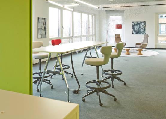 einrichtungsideen f r den arbeitsplatz aus frankfurt am main home sweet home. Black Bedroom Furniture Sets. Home Design Ideas