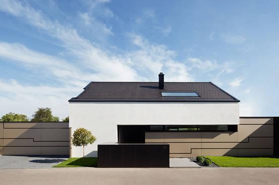 Haus mit unglaublichem Wohnzimmer