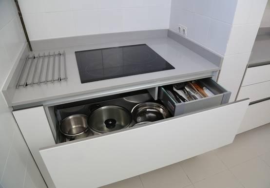 Diseño de Cocina con Isla en Madrid