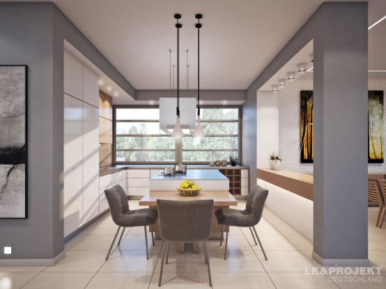 Modern Seating Ideas For Chic Kitchens