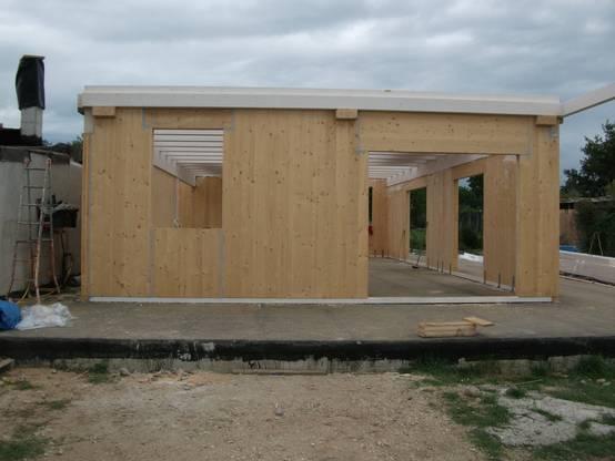 6 pasos para construir una casa prefabricada y moderna - Como construir una casa prefabricada ...