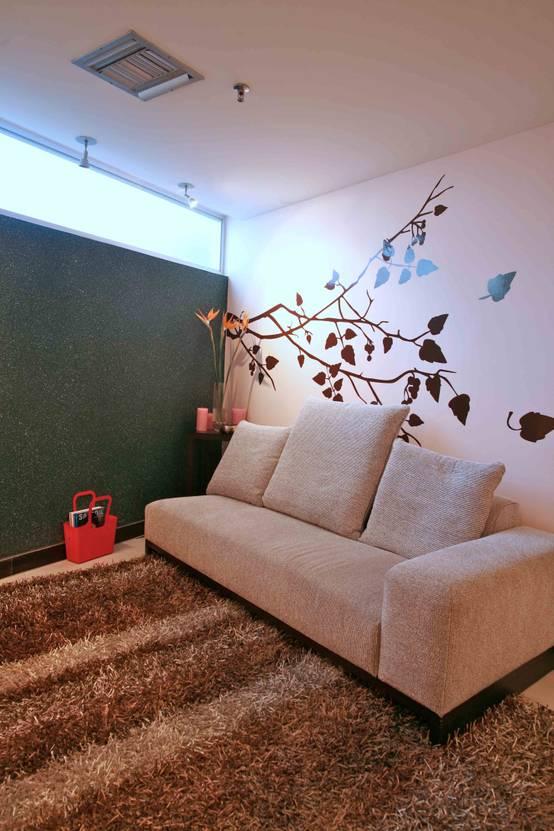 Ideas bellas y econ micas para decorar tus paredes - Paredes economicas ...