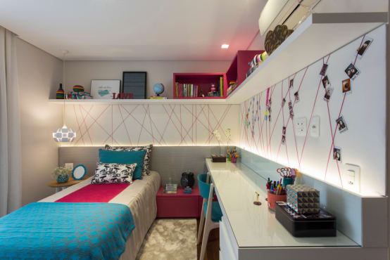 7 repisas para dormitorios peque os que le puedes pedir a
