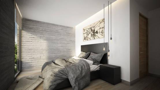 Cómo decorar tu cuarto si eres un hombre soltero | homify
