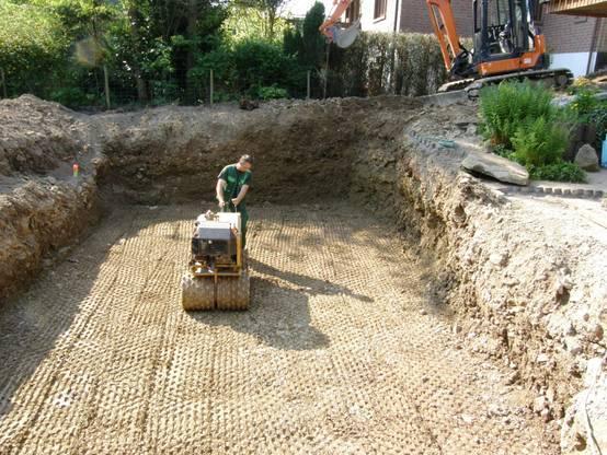 C mo construir una piscina de cemento en s lo 7 pasos for Como construir una piscina en concreto