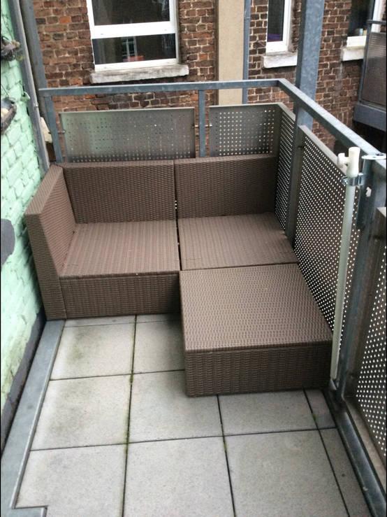 Vorher Nachher 7 Balkon Verwandlungen Mit Genialen Ideen Zum