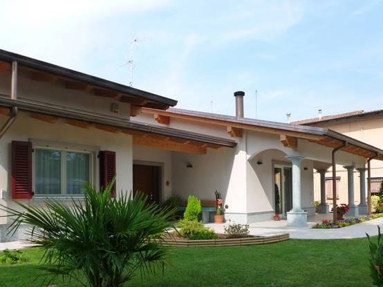Lham verecek 30 prefabrik ev modeli - Facciata casa moderna ...
