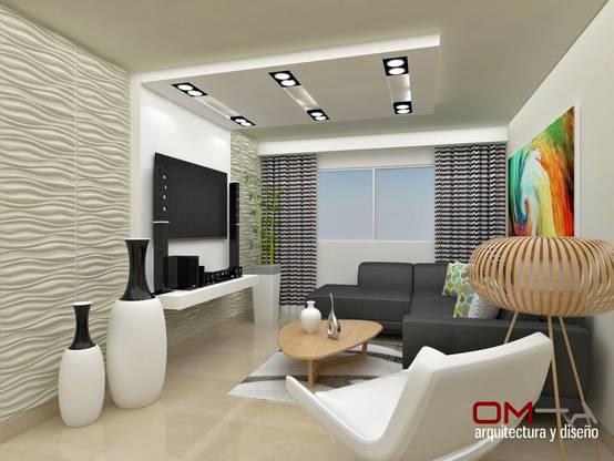 Dise o de un apartamento venezolano Diseno de ambientes y arquitectura de interiores