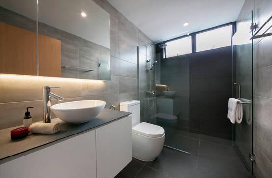 8 dinge die ihr in einem kleinen bad nicht tun solltet. Black Bedroom Furniture Sets. Home Design Ideas