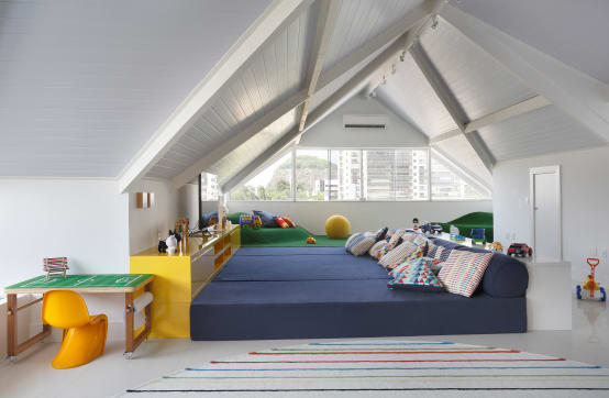 How to design a creative kids room to inspire the imagination