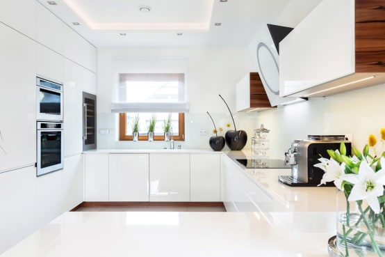 15 Inspiring Minimalist Kitchen Designs For Modern Homes Homify