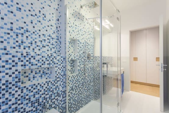 Mosaico bagno idee fabulous download by with bagno con mosaico