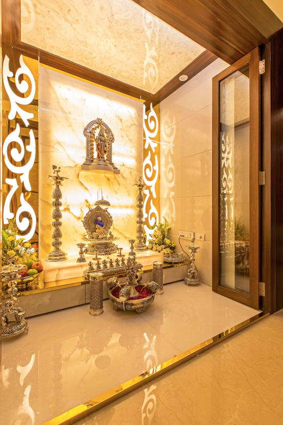 10 Pictures Of Pooja Rooms For Your Home