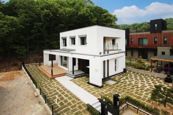 친환경 건축물로 각광받는 경기도 용인의 패시브 하우스