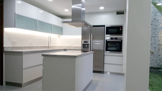 10 ideas de muebles modulares para cocinas modernas for Muebles modulares cocina