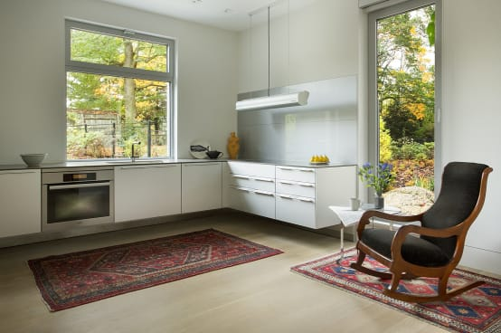 What to ask yourself before choosing an L-shaped kitchen