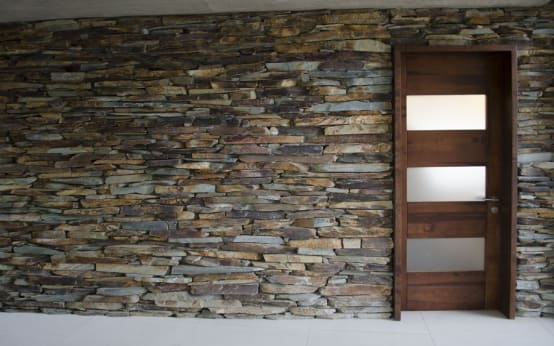 Home Decoration: 12 ways to decorate your walls with stone