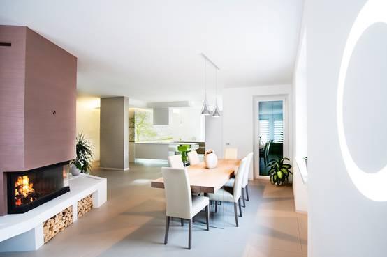 Un appartamento minimal sorprendente for Appartamento minimal