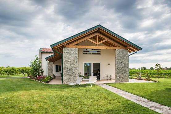 Una casa di campagna che vi piacer da ogni punto di vista for Casa moderna su un piano