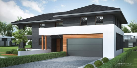 Una casa prefabricada ultramoderna con planos - Casa ultramoderna ...