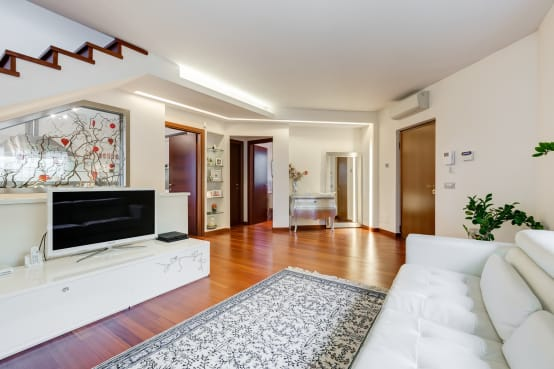 Decoración blanca y moderna para tu casa