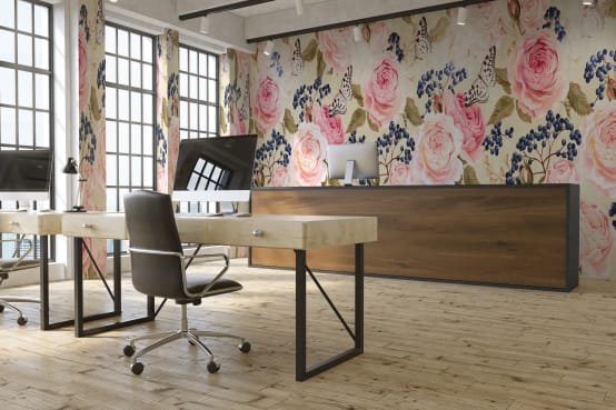 7 floral designs that will refine your interior   homify