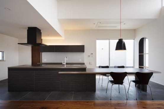 オープンキッチン、どんなデザインが使いやすい?