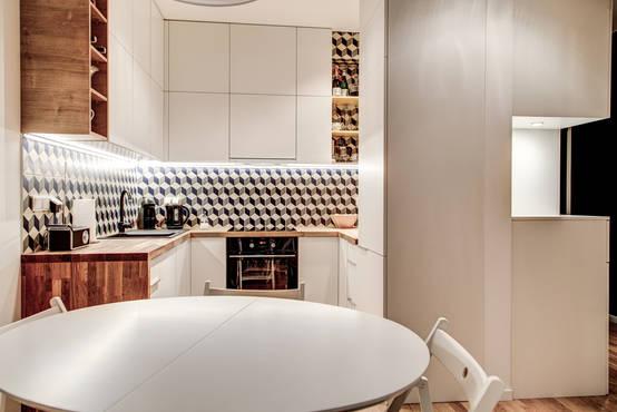 8 Idee Se Non Sai Dove Mettere il Frigo in una Cucina Piccola