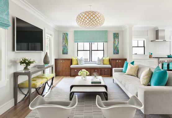 11 Inspirasi Desain Ruang Keluarga