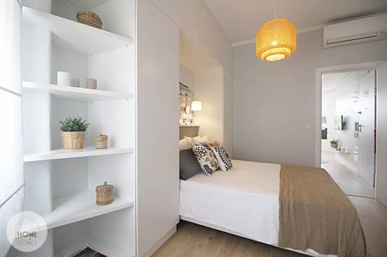 15 piccole camere da letto con mille idee - Idee camere da letto piccole ...