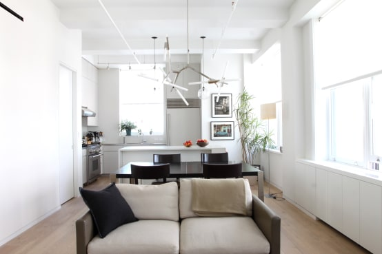 How to divide an open-plan space: 9 ideas | homify